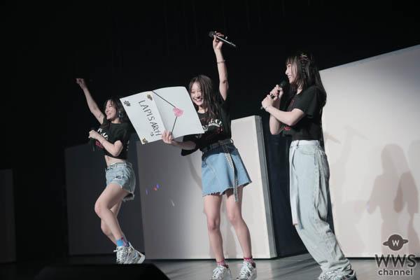 初の東京公演も決定!LAPIS ARCHがバレンタインデーにチョコレートもとろける熱いライブを開催!