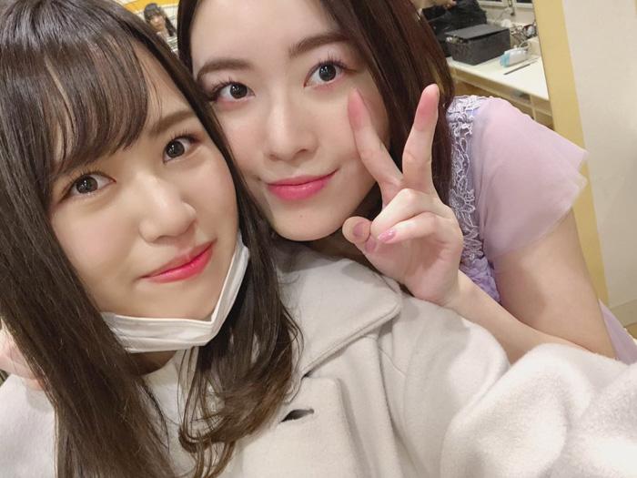 SKE48 福士奈央、卒業発表の松井珠理奈へ思いを綴る「大好きっていっぱい伝えたい」