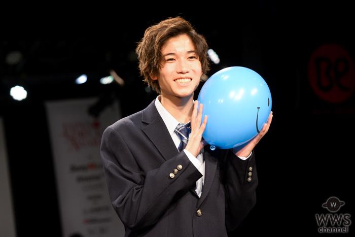 佐野陽彩さんが「第7回 日本制服アワード」グランプリを受賞