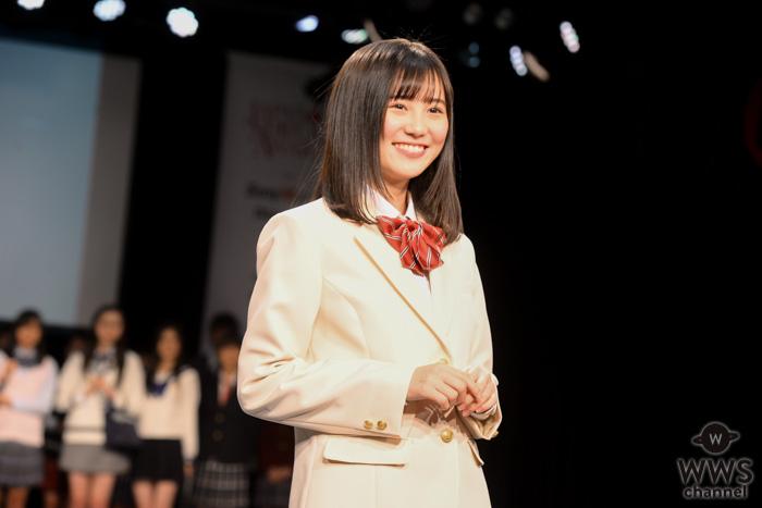 三原羽衣さんが「第7回 日本制服アワード」グランプリを受賞