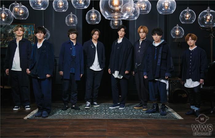 Hey! Say! JUMP、最新シングルにアドリブのみのメンバー男子会映像の収録が決定!