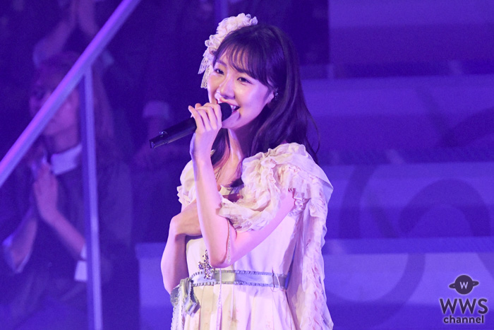AKB48 柏木由紀、ソロデビューより7年「ながーい目で見守っていただけると喜びます」
