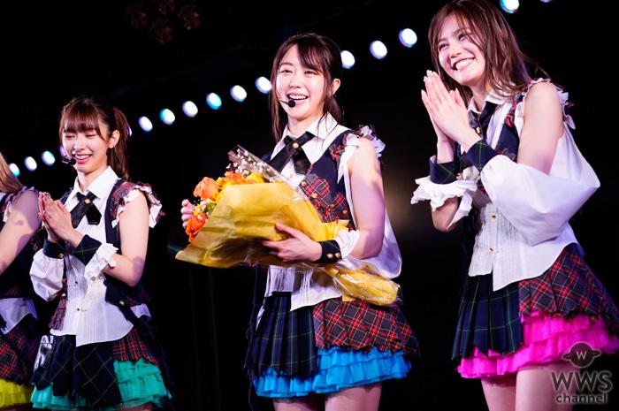 AKB48 最後の1期生・峯岸みなみが劇場公演1000回出演達成!「劇場が私のアイドル⽣活の⽀え」