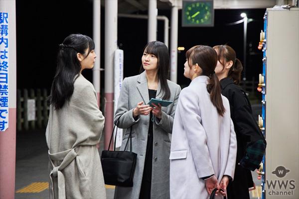 乃木坂46 4期生がドラマ初出演!カッコ悪い青春を全力で演じる