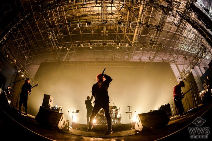 【ライブレポート】ROTTENGRAFFTY、活動20周年のバンドが作り上げた熱い時間<COUNTDOWN JAPAN 19/20>