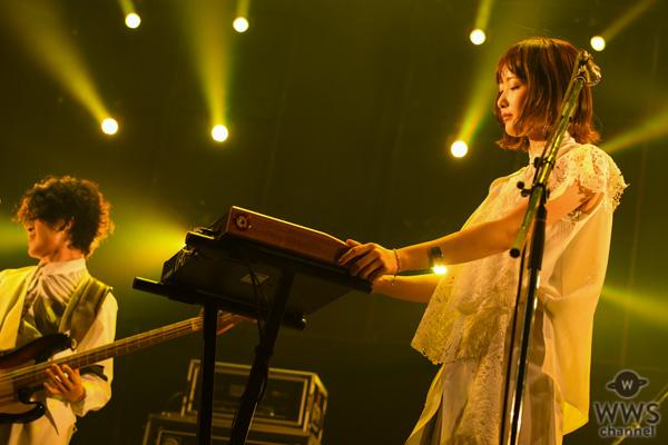 【ライブレポート】緑黄色社会が作り出した、多幸感に満ちた空間<COUNTDOWN JAPAN 19/20>