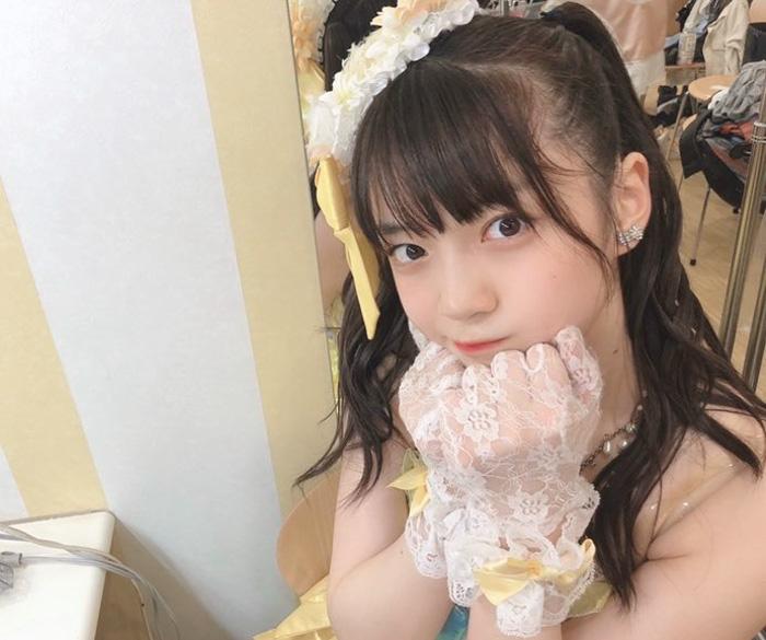 SKE48 坂本真凛、誕生日にツインテールショット公開!「安定な可愛さ」「破壊力抜群だわ!」