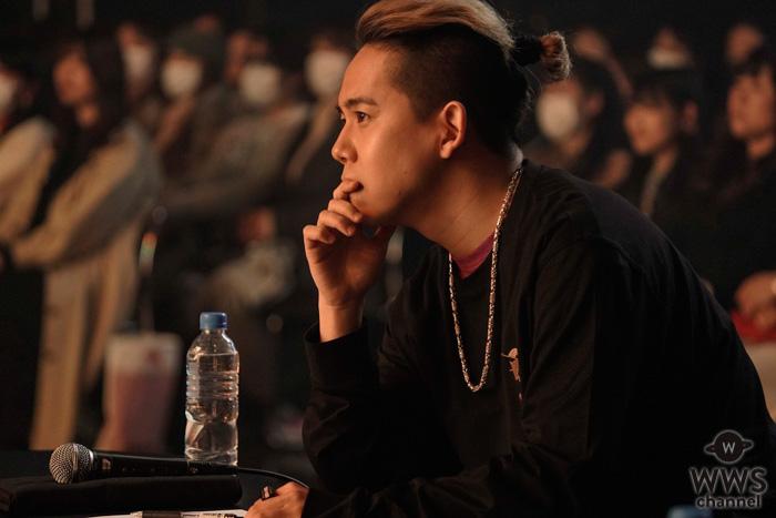 清水翔太、オーディション番組「ONE in a Billion」で初審査員「ずっとやってみたかった」