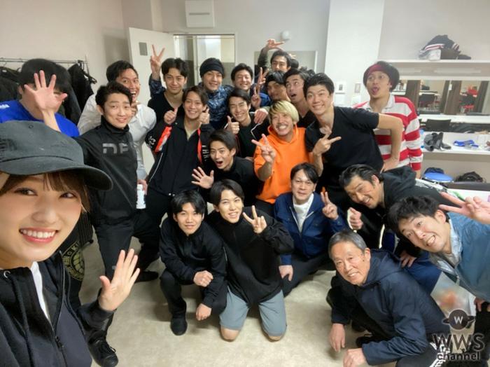 ノンスタイル石田、「本当に幸せ」欅坂46・菅井友香主演舞台『飛龍伝2020』キャストらとの写真を多数公開!「何回見ても新鮮に感じ熱く感じ感動しました」「家族とゆっくりすごしてね」