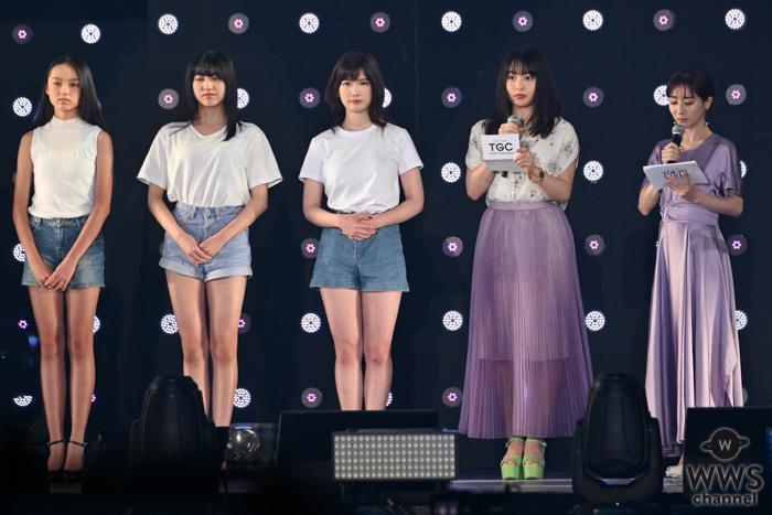 「TGCオーディション」グランプリは11歳の女の子!ファイナルリスト13名が東京ガールズコレクション」<TGC 2020 S/S>
