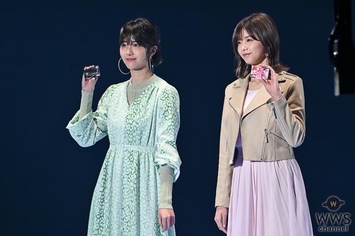 欅坂46 渡邉理佐、土生瑞穂らが東京ガールズコレクションに登場!イオンカードをPR<TGC 2020 S/S>