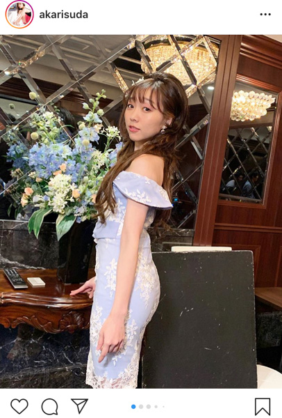SKE48 須田亜香里がセクシーキャバ嬢に!「指名してくれますか?」
