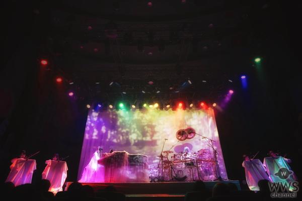 Shinya(DIR EN GREY) ソロプロジェクト 「SERAPH」特別コンサートを開催