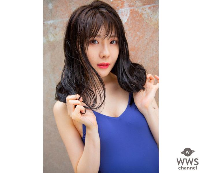 SKE48 谷真理佳、1stDVDで泡セクシーショット解禁!「初めてが沢山詰まった作品」