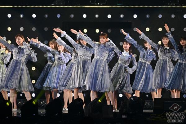 乃木坂46が東京ガールズコレクションのファイナルを華々しく飾る<TGC 2020 S/S>