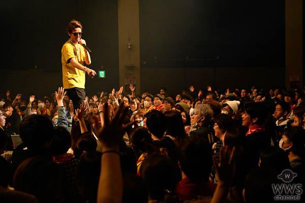 TOCがリスナーへ希望を託した川崎クラブチッタ公演が大盛況で終了!