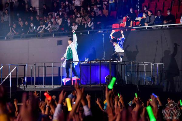 岡崎体育、地元関西で初のアリーナ単独公演を開催!