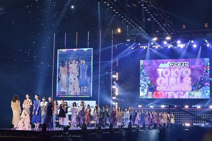聖地・代々木での節目は歴史的な無観客ライブに志尊、森星らがシークレット出演 東京ガールズコレクション<TGC 2020 S/S>