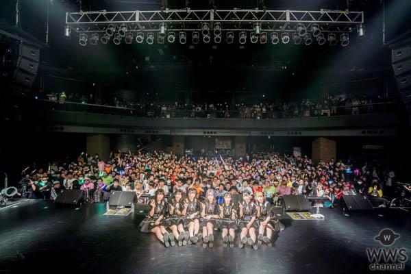 煌めき☆アンフォレント、O-EASTワンマンソールドアウト!&1st E.P.「新宇宙±ワープドライブ」でメジャーデビュー!