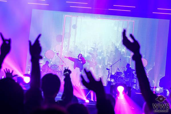Nulbarich、WOWOWでさいたまスーパーアリーナ公演放送に先駆けてライブダイジェスト映像を公開中!