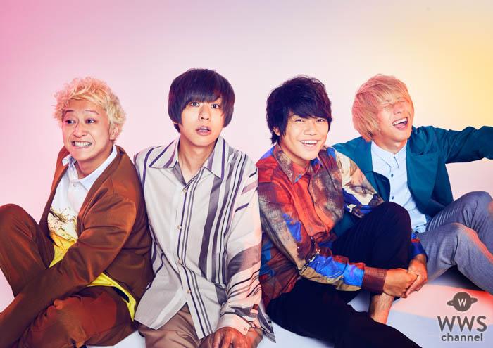 KEYTALK、「パワプロ」タイアップソング第2弾新曲「サンライズ」が3月25日に配信リリース決定