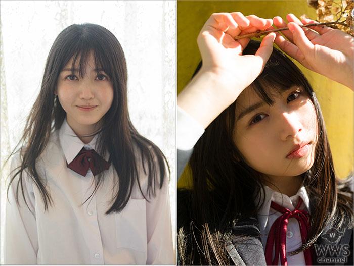 久保史緒里、上村ひなのら注目のアイドルのオール制服グラビアが2冊同時発売!