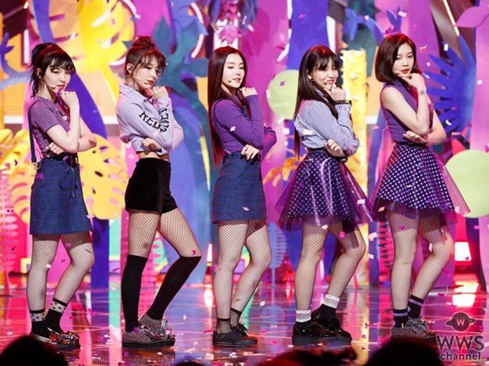 Red Velvetのヒット曲を期間限定配信!