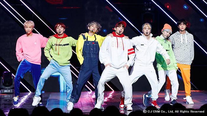 BTS、SEVENTEEN、 TWICEなどが出演!「2019 Mnet Asian Music Awards」字幕版を配信決定!