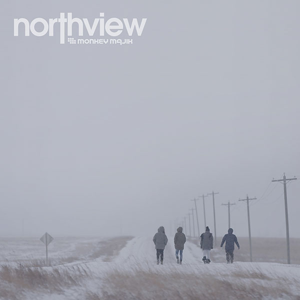 MONKEY MAJIK、プラント兄弟の母国・カナダで制作のアルバム『northview』をリリース!