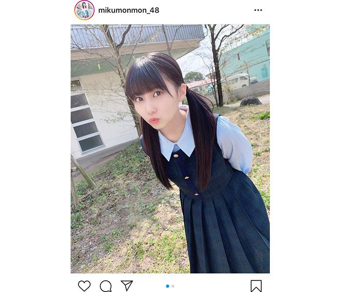 HKT48 田中美久が高校卒業「今後はHKT48一本で頑張ろうって決めました」