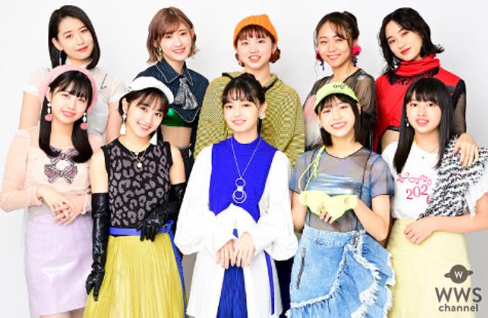 ハロー!プロジェクト「ひなフェス」アンジュルム・室田瑞希の卒業公演を無観客ライブで開催