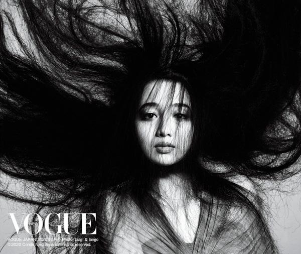 木村拓哉と工藤静香の長女・Cocomiが『VOGUE JAPAN』表紙でデビュー!