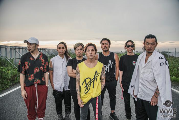 Dragon Ashの最新ライブツアーがU-NEXTで独占配信決定!
