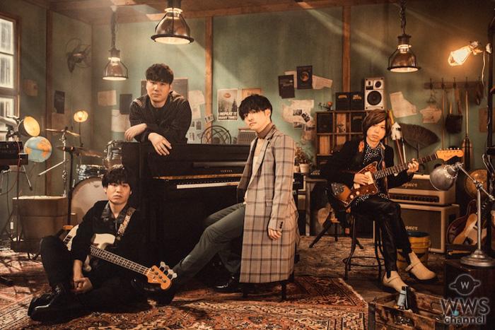 Official髭男dism、『めざましテレビ』新テーマソングに書き下ろしの新曲「Hello」が起用