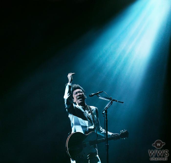 布袋寅泰が松井常松、高橋まことと31年ぶりの共演!奇跡の一夜を完全収録した『GUITARHYTHM Ⅵ TOUR』を5月13日にリリース決定