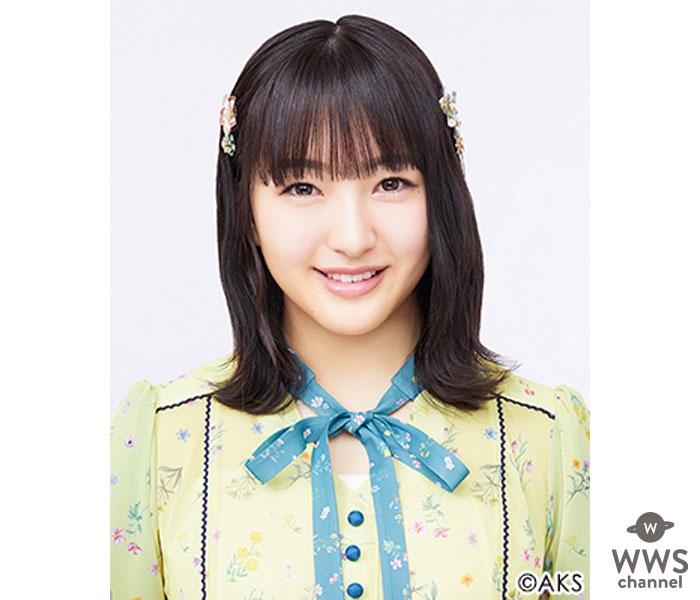 HKT48 田島芽瑠が山積みのMステテッシュ公開!「とうとう使う日がきた」