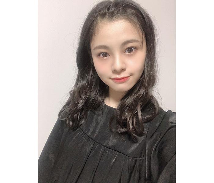 NGT48 本間日陽がおデコ出しショット公開!「「天使」「大人っぽくて素敵」と大絶賛