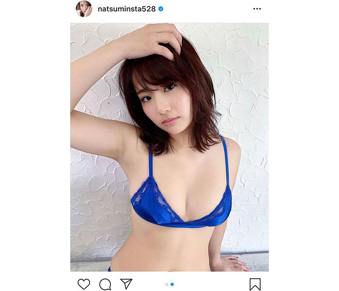 平嶋夏海が体温感じるセクシーグラビアショット公開!「とてもきれい」「さすがのスタイルです」