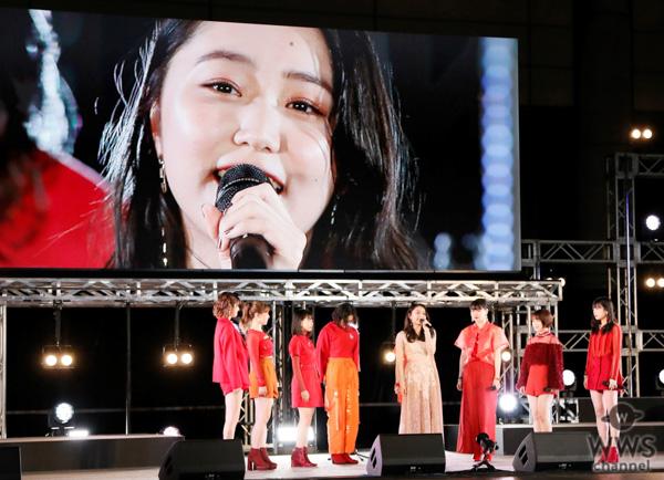 アンジュルム 室田瑞希が卒業「私と出会ってくれてありがとうございます!」