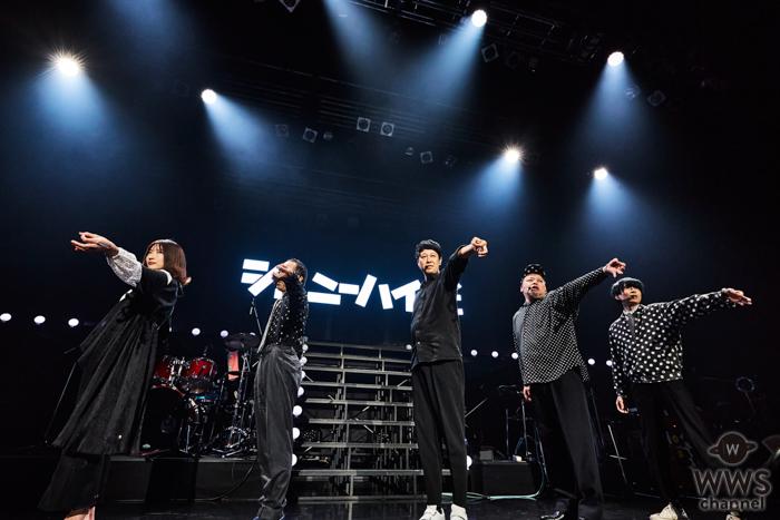 ジェニーハイ、初ツアーのライブ映像が公開!豪華メンバー5人のパフォーマンスをたっぷり詰め合わせ