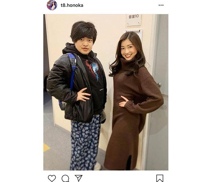 ミスジャパン・土屋炎伽が加藤諒とミスコンポーズ2ショットを公開!「待って、最強」「本当に美しい」