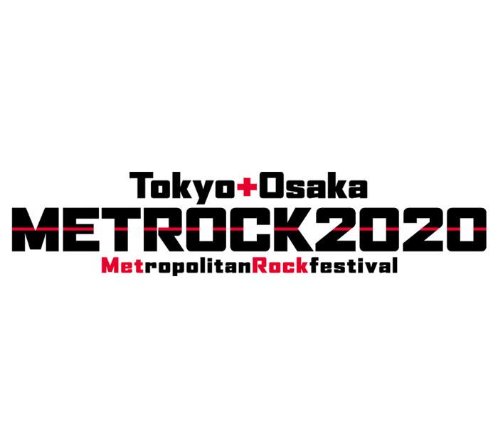METROCK 2020(メトロック)の東京・大阪のタイムテーブルが発表