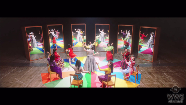 乃木坂46 白石麻衣ラストシングル『しあわせの保護色』MVが公開