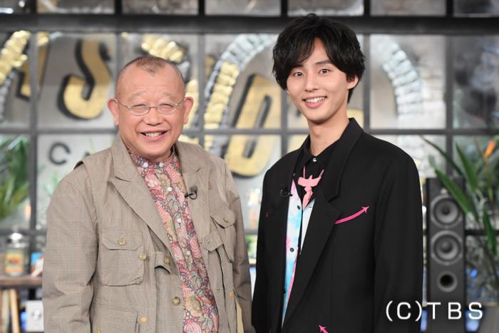 笑福亭鶴瓶とキスマイ 藤ヶ谷太輔がダブルMC!TBS『A-Studio+(プラス)』としてリニューアル