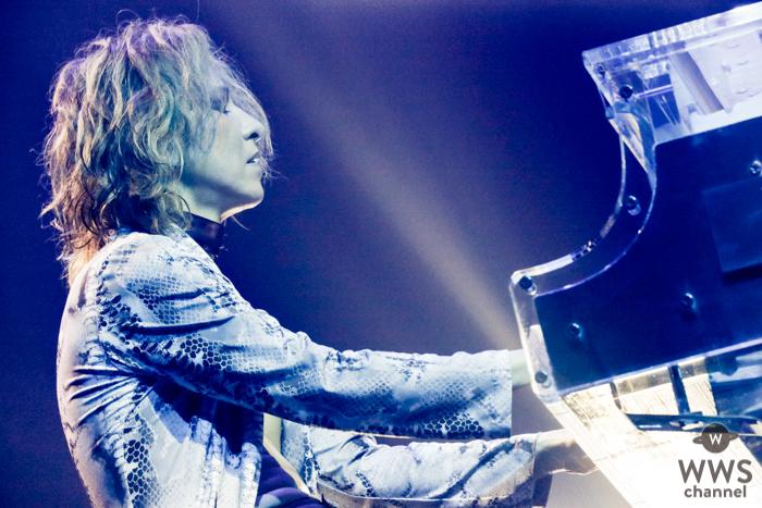 X JAPAN YOSHIKI、「COVID-19救済基金」に10万ドルを寄付 世界の音楽関係者を支援へ
