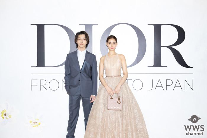 新木優子、横浜流星がディオールのアンバサダーに就任!2人が語る大阪の思い出は?