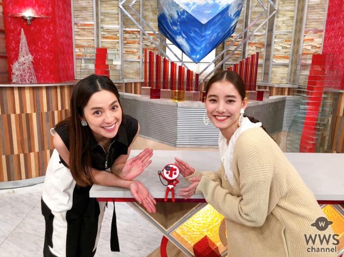 新木優子、中村アンとの2ショットがまるで姉妹!「お二人ともホント美女!」「真ん中のキャラクターが羨ましいですw」