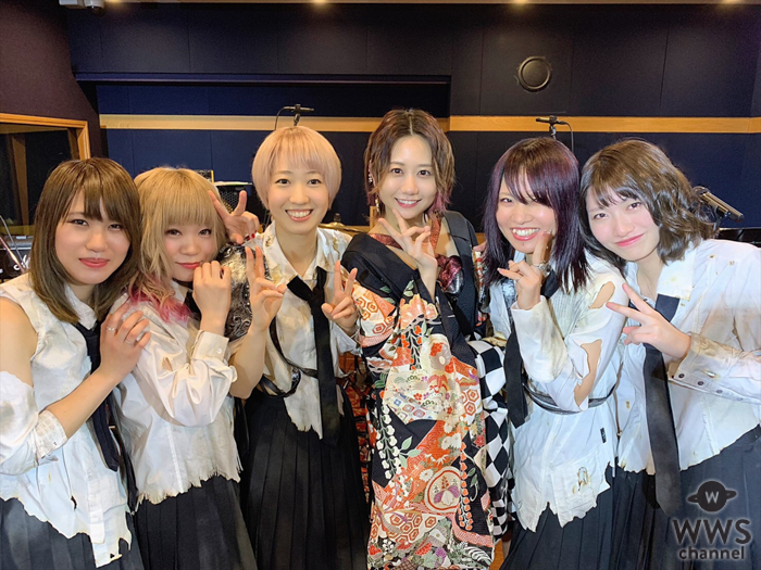 SKE48 古畑奈和とガールズロックバンドBRIDEARのコラボムービーが公開!『FRUSTRATION』『Parting shot』をカヴァー