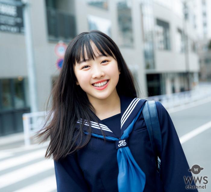 本田望結、中学校時代を収めた卒業記念写真集の発売が決定!
