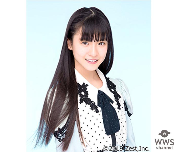 SKE48 最年少の秘蔵っ子・林美澪、元気いっぱいのダンス配信をお届け